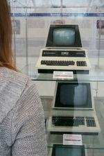 Commodore Computer-Modelle aus verschiedenen Phasen der Firmengeschichte.