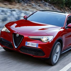 Alfa Romeo Stelvio: Hoch hinaus