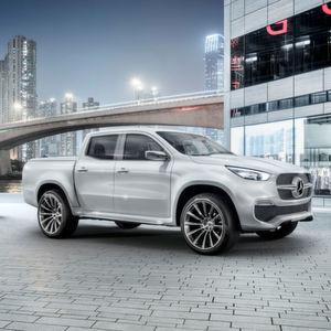 Mercedes-Benz setzt auf Transporter