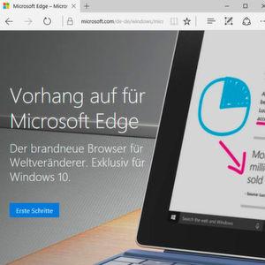 6 Einstellungen die man beim Edge-Browser betrachten sollte