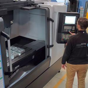 Automatisierung der Werkzeugmaschine