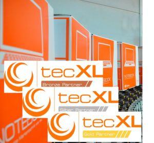 TecXL-Partner nun in Gold, Silber und Bronze