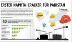 Februar-Ausgabe 2017 Erster Naptha-Cracker für PakistanHier gehts zum E-Paper-ArchivWeitere internationale Großanlagenbauprojekte finden Sie in unserer Projektdatenbank GROAB.