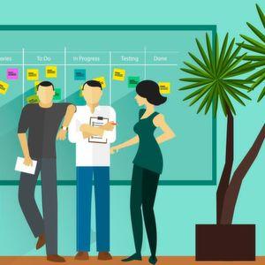 Agile Softwareentwicklung für mehr Leistung und Effizienz