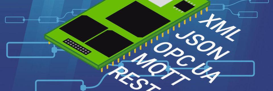 Eine Hardware, viele Schnittstellen: Das Open-Source-Set Node-RED erlaubt es, IoT-Geräte praktisch beliebig miteinander zu verknüpfen.
