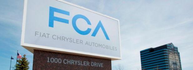 Die Zentrale von Fiat Chrysler in Auburn Hills, Michigan, USA. Der Autoriese Fiat Chrysler steht in den USA stärker wegen möglicher Abgasmanipulationen unter Druck als bislang bekannt.