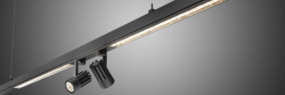 Highlight bei Nordeon ist das LED-Lichtbandsystem Baldur.
