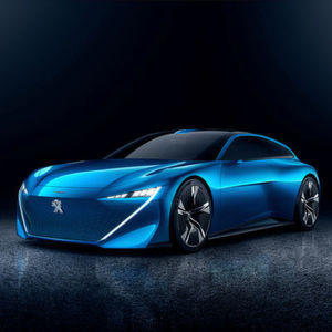 Peugeot Instinct Concept: autonom und vernetzt