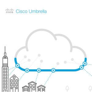 Cisco spannt Umbrella weiter auf