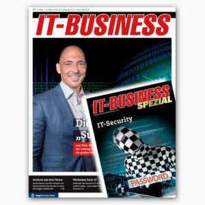 Früher informiert sein: die IT-BUSINESS 5/2017
