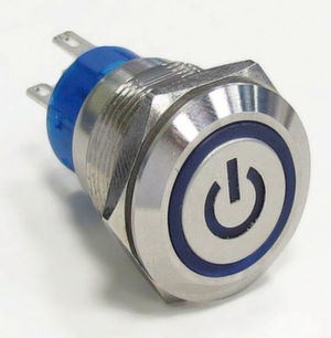 Vandalsimussichere Alcoswitch-Schalter von TE Connectivity bieten flexible sichere Lösung für industrielle Anwendungen