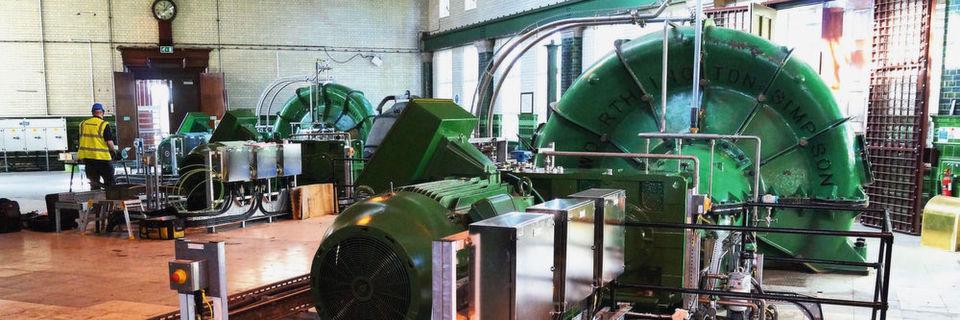 Die Einspareffekte für Pump Waters liegen bei voraussichltlich 5 Mio. Kilowattstunden pro Jahr. Das senkt die Energiekosten um rund 0,6 Mio. Euro.