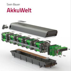 Nachschlagewerk zur Batterie-Technologie vom Akkuexperten Sven Bauer