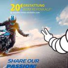 Michelin weckt Bikers Frühlingsgefühle