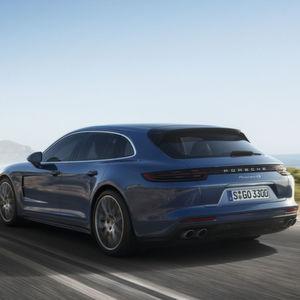Panamera Sport Turismo: Porsches erster Kombi
