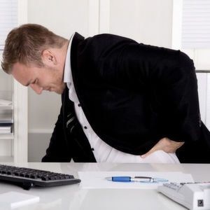 Gesundheit am Arbeitsplatz: Schmerz, lass nach!