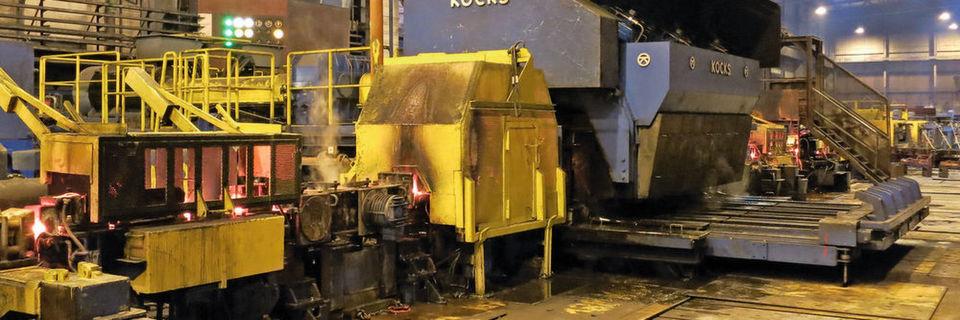 Swiss Steel modernisierte den fünf-gerüstigen Kocks-Block in der Stabstahl- und Drahtfertigung und sichert damit die Lieferzuverlässigkeit.