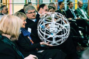 Impulsvorträge runden das Rahmenprogramm der Logimat 2017 in Stuttgart ab.