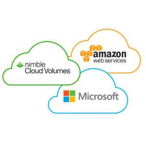 Nimble Storage stellt Multi-Cloud-Speicherdienst vor