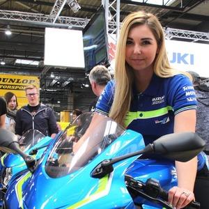 Messe Motorräder Dortmund 2017