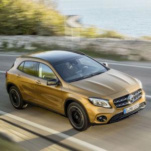 Smart-Schwäche trübt nächsten Mercedes-Rekord