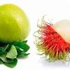 Lima & Rambutan, zwei Früchte mit wichtigen Vitaminen
