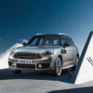 Mini Countryman Plug-in-Hybrid ab 35.900 Euro