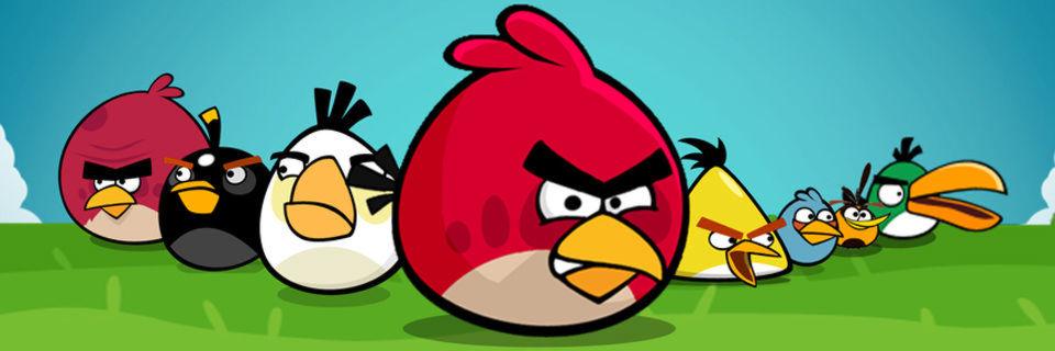 In Unternehmen unerwünscht: Abgeschossen haben IT-Admins das Spiel mit den zornigen Vögeln.
