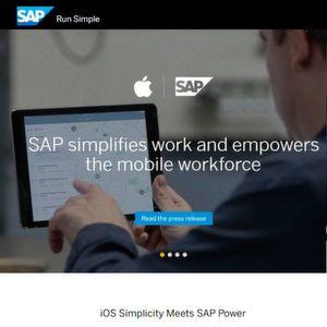 Neues SDK vereinfacht Entwicklung nativer Enterprise-iOS-Apps auf SAP-SANA-Basis.