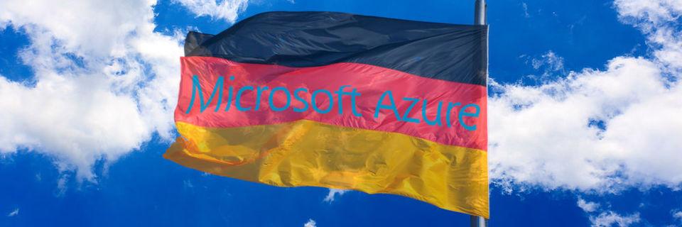 Unternehmen, die Daten in die Cloud auslagern wollen, sollten prüfen ob deutscher Datenschutz in jedem Fall gewährleistet sein muss. Dann ist Microsoft Azure Deutschland eine interessante Alternative.