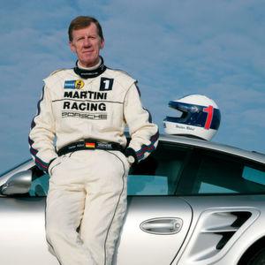 Porsche feiert Walter Röhrl mit Sonderausstellung