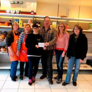 Motorrad Center Altendiez: Glückliche Gesichter bei der Diezer Tafel