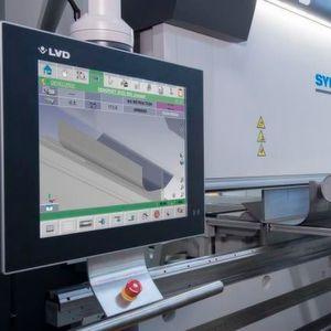 Den Weg der Blechbearbeitung zu Industrie 4.0 zeigt LVD am 29. und 30. März 2017.