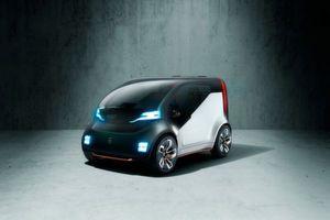 Honda stellt in Genf erstmals den Honda NeuV in Europa vor.