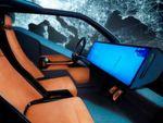 """Der NeuV verfügt über eine """"Touch Panel""""-Benutzeroberfläche, die sowohl Fahrer als auch Beifahrer ein unkompliziertes und komfortables Fahrerlebnis ermöglicht."""