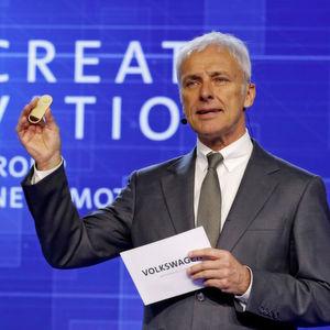 VW-Konzern definiert sich als Ideengeber für die Marken