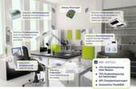 Gebäudeautomation in Aktion: Sensoren und Schalter können den Alltag deutlich vereinfachen.