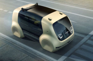 SEDRIC – Konzeptfahrzeug des Volkswagen Konzerns und markenübergreifender Ideenträger.