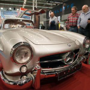 Automechanika stärkt das Segment Old- und Youngtimer