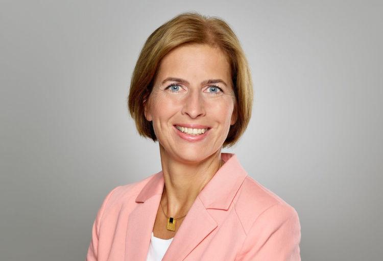 Dr. Tanja Rückert, Executive Vice President Products & Innovation ist bei SAP verantwortlich für die Entwicklung