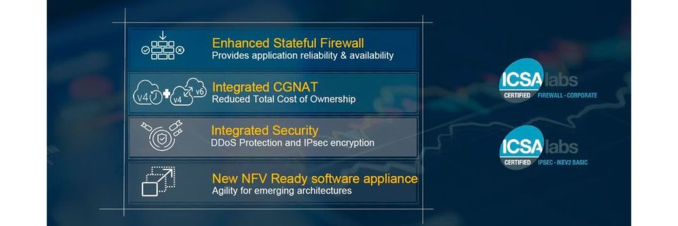 Die Gi/SGi Firewall-Lösung von A10 Networks soll Service-Providern ermöglichen, ihre zukünftigen 5G-Netze abzusichern und mit Massen an IoT-Geräten zurechtzukommen.