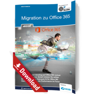 eBook: Migration zu Office 365