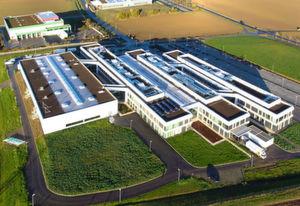 Zentraler Entwicklungsstandort von Schneider Electric (D) in Marktheidenfeld.