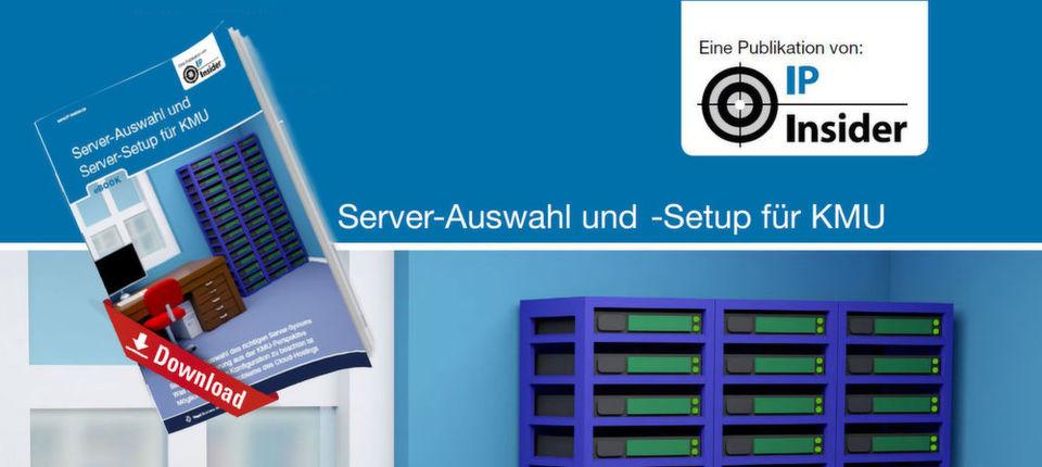 Gerade kleine und mittlere Betriebe sollten bei der Auswahl und Ausstattung ihrer Server-Landschaft einiges beachten.