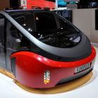 Genfer Salon 2017: Studien zum Auto von morgen