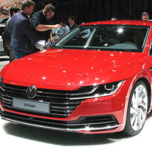 VW Arteon: Elegant gegen die Premiumkonkurrenz
