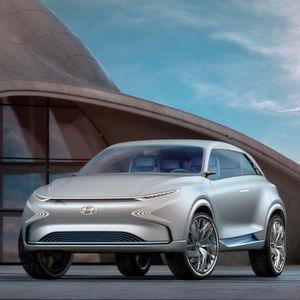 Hyundai FE Fuel Cell: die Wasserstoff-Zukunft