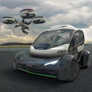 Wie die Mobilität der Zukunft funktionieren könnte