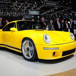 Weltpremieren am Genfer Autosalon 2017
