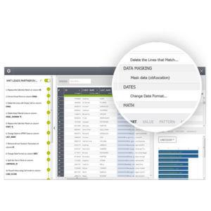 Talend Data Preparation ist Teil der Talend-Integrationsplattform.